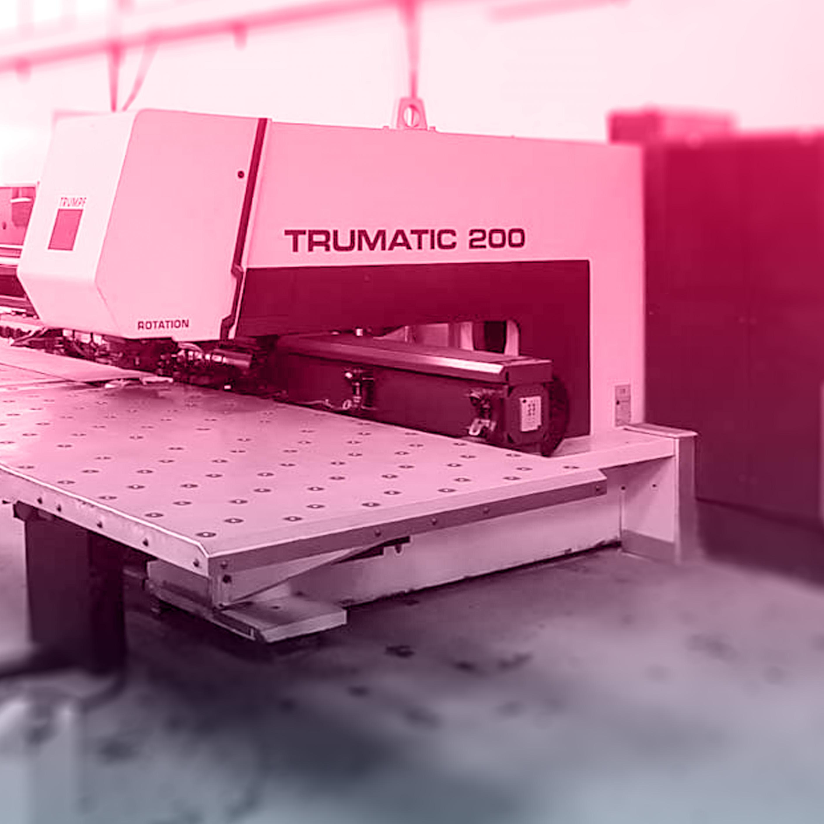 trumatic 200